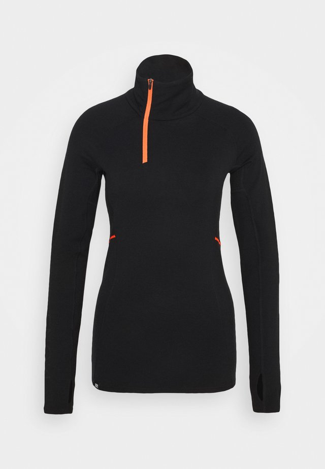 OLYMPUS 3.0 - Sports shirt - black