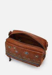 Desigual - BOLS LULULOVE CHELSEA - Handbag - brown - 2