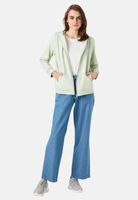 LC Waikiki - Zip-up sweatshirt - green - 7
