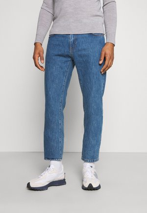DOC STONE 90S - Relaxed fit jeans - blue