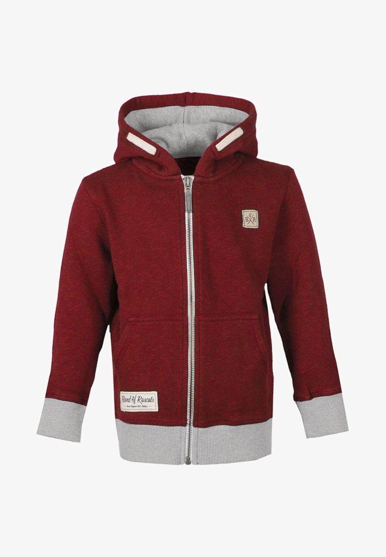 Band of Rascals - Zip-up hoodie - brick-red