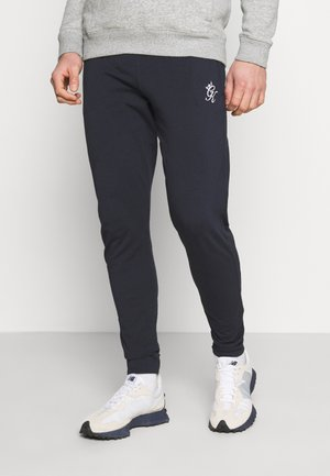 LIGHT WEIGHT BASIS  - Tracksuit bottoms - navy