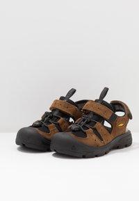 Keen - BALBOA - Sandały trekkingowe - black - 3