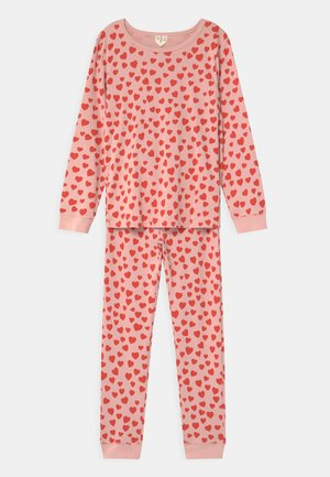 UNISEX - Pyjama set - pink