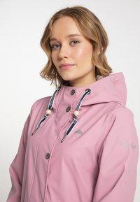 Schmuddelwedda - Waterproof jacket - candy pink - 3