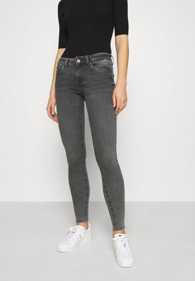 PIXIE - Jeans Skinny - grey denim