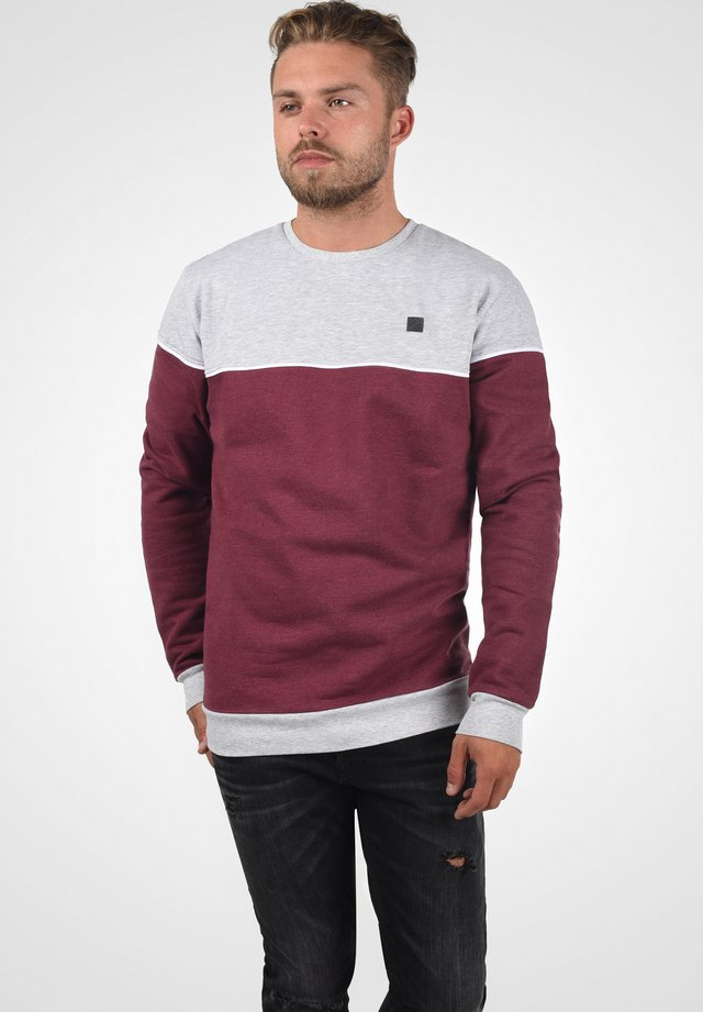DEWAR - Sweatshirt - light grey melange