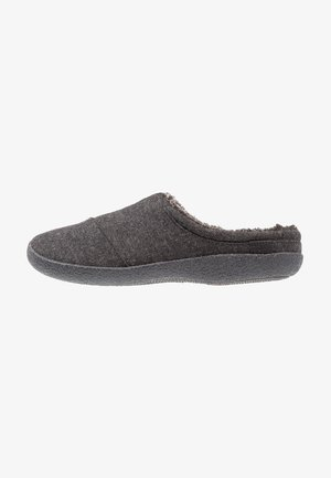 BERKELEY - Slippers - black