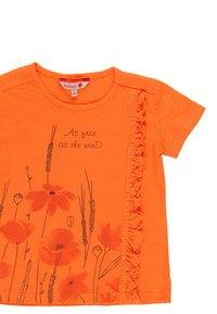Boboli - T-shirt print - tangerine - 2