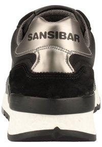 Sansibar Shoes - Matalavartiset tennarit - schwarz 1 - 5