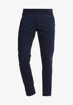 KERMAN  - Chinos - navy blue