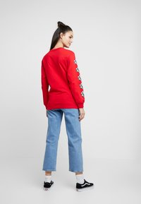 Obey Clothing - OBEY CUBE - Long sleeved top - red - 2