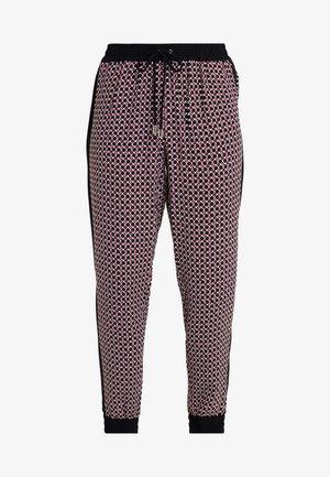STARBRIGHT TRACK PANT - Trousers - bone /garnet