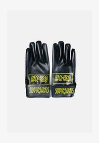 SEXFORSAINTS - Gloves - metallic black - 4