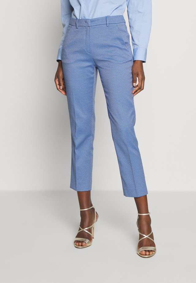 HATELEY - Spodnie materiałowe - lichtblau