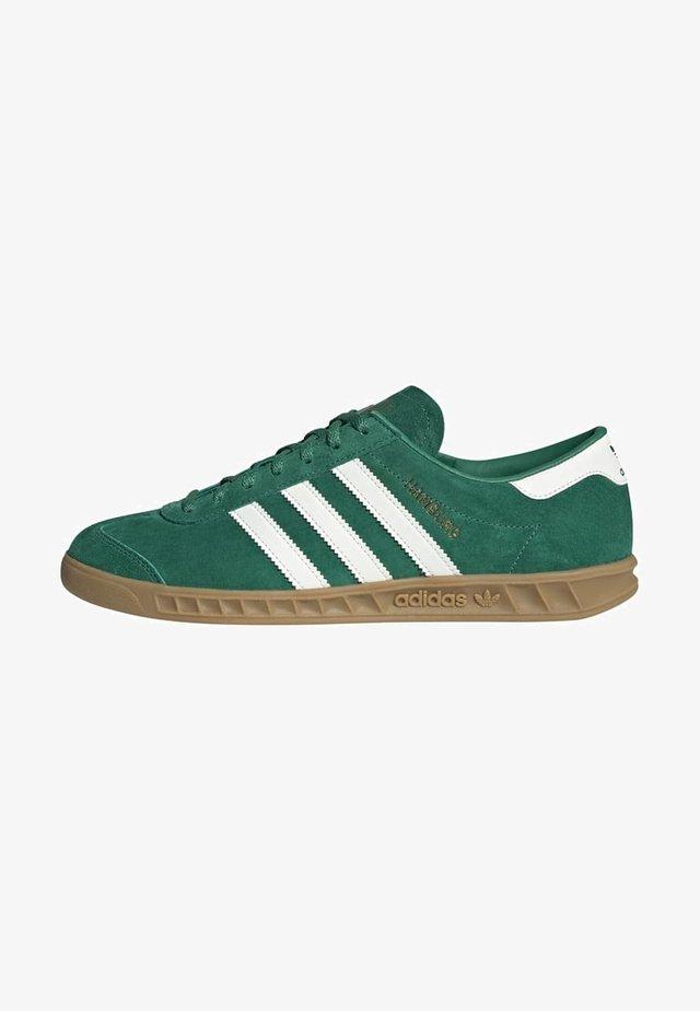 HAMBURG TERRACE - Trainers - green off white gum