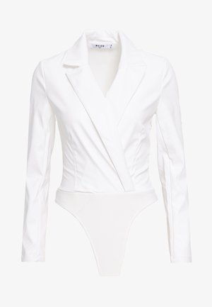 WRAPPED BODY - Bluser - white
