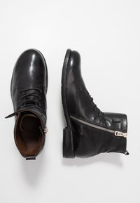 A.S.98 - TRY - Lace-up ankle boots - nero - 1