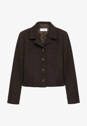 GRAM-I - Light jacket - chocolat