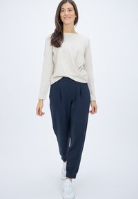 someday. - CHANNO - Trousers - universe blue - 1