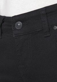 LTB - ROXY - Flared Jeans - black to black - 5