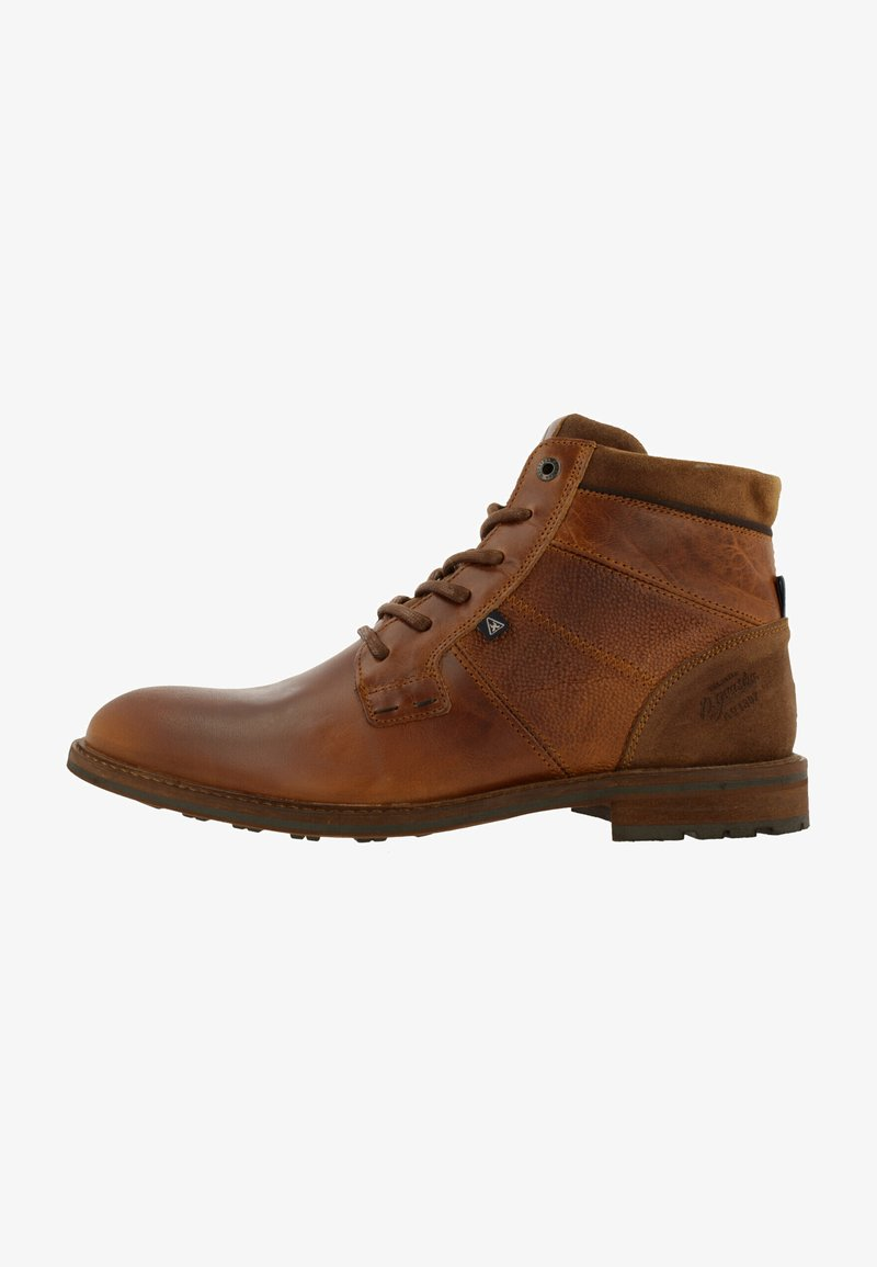 Gaastra - Lace-up ankle boots - cognac