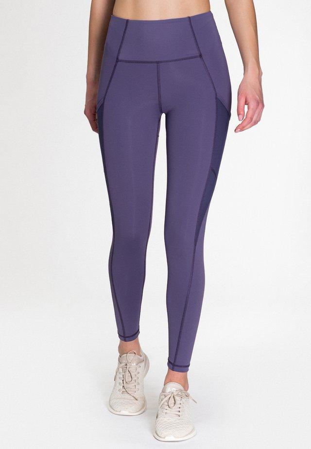 LUNA - Leggingsit - violet