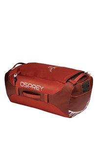 Osprey - TRANSPORTER - Reisetasche - ruffian red - 3