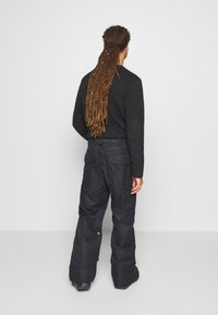 Volcom - HUNTER PANT - Snow pants - black - 2