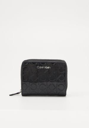 MUST ZIP FLAP - Wallet - black