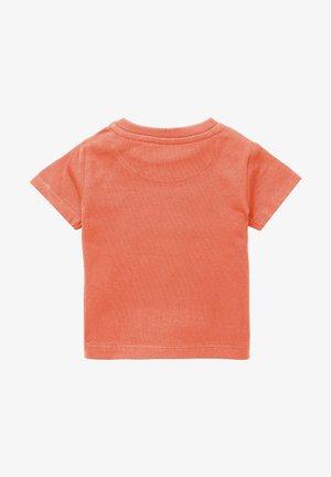 TWISK - T-shirt print - vermillion orange