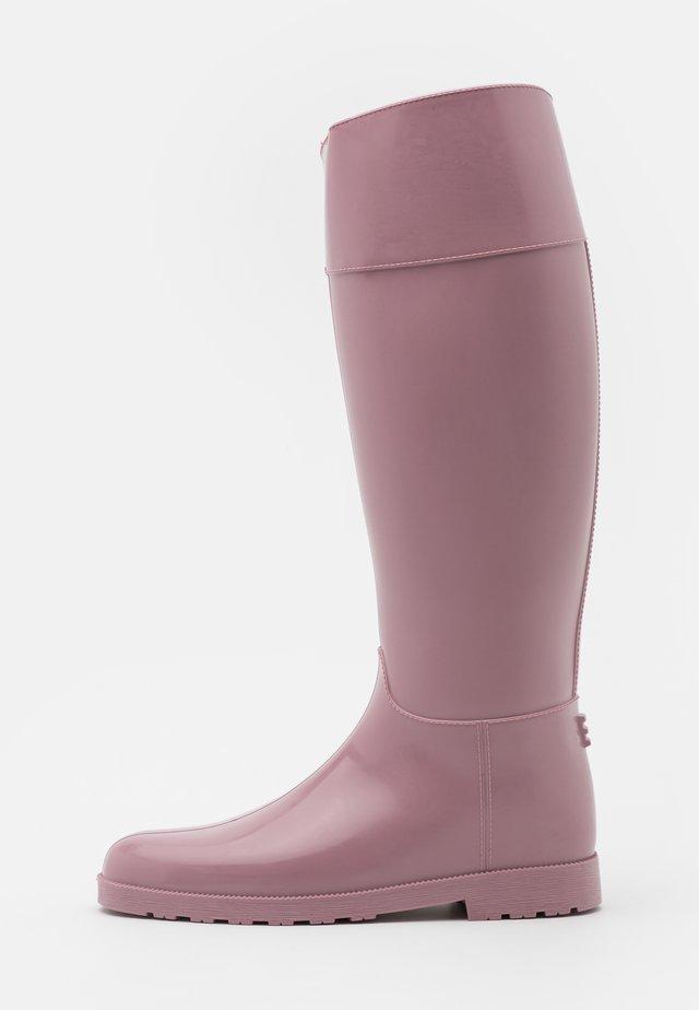Botas de agua - somon