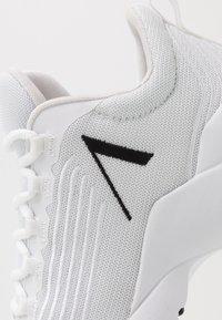 ARKK Copenhagen - AVORY - Trainers - white/black - 5