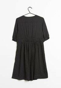 Vila - Korte jurk - black - 1
