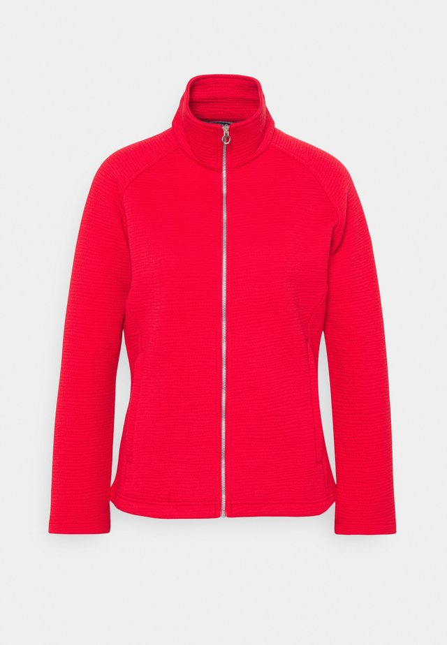 SADIYA - Veste polaire - true red