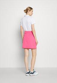 Calvin Klein Golf - ALLEN SKORT - Sports skirt - jete - 2