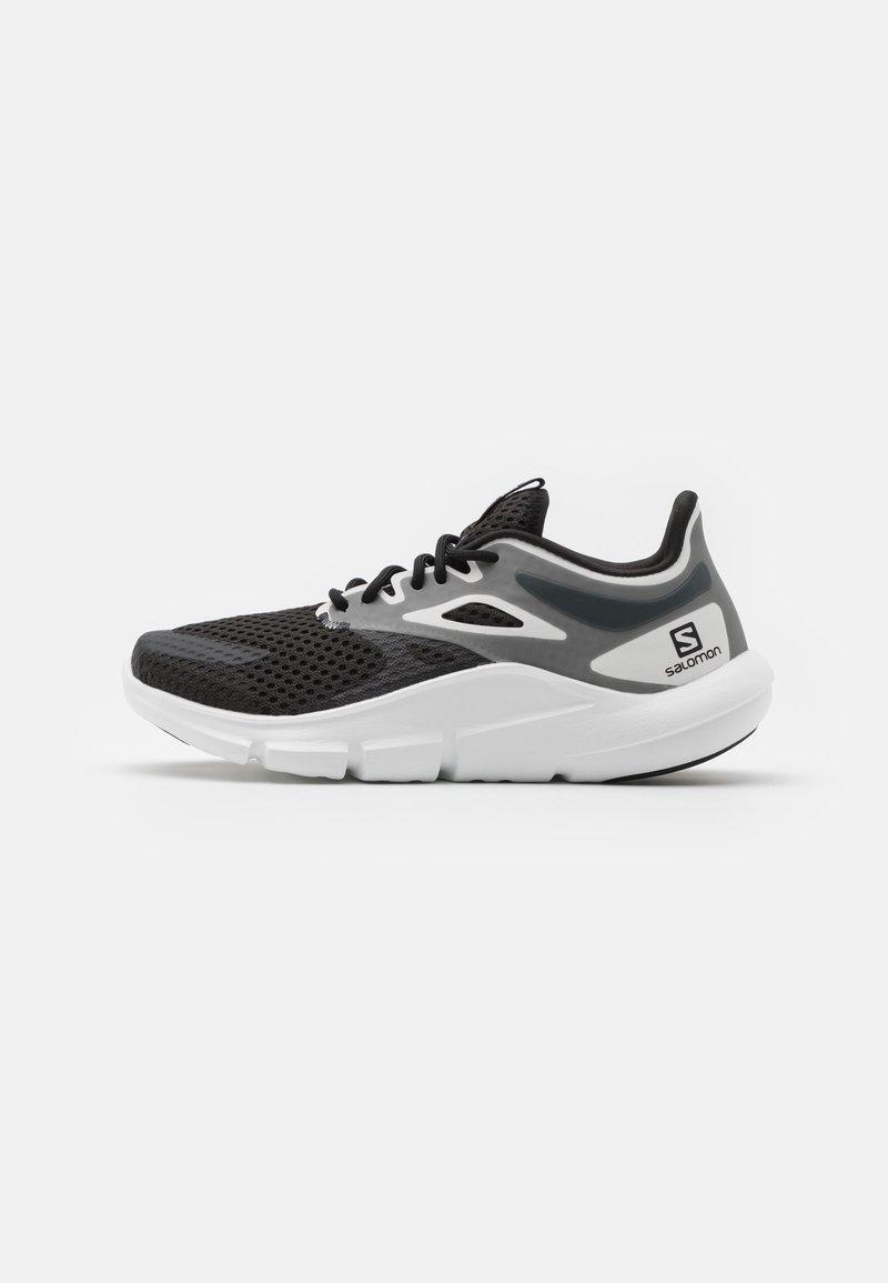 Salomon - PREDICT MOD  - Scarpe running neutre - black/white