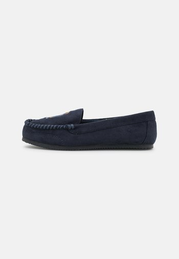 DEZI VBEAR - Scarpe senza lacci - navy