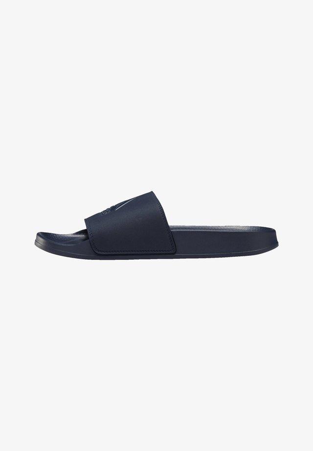 REEBOK FULGERE - Sandały kąpielowe - blue