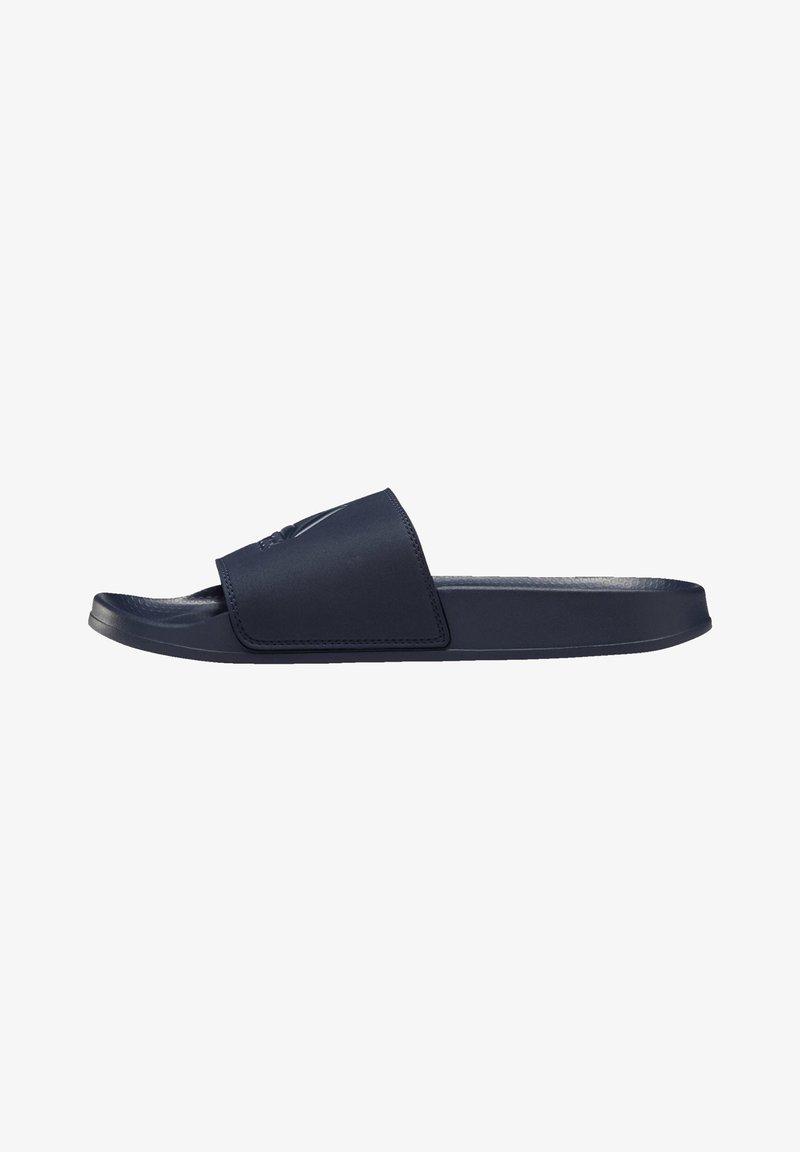 Reebok - REEBOK FULGERE - Sandały kąpielowe - blue