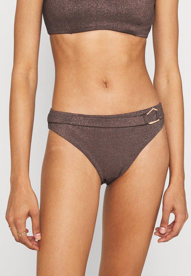 PALOMA MID PANT - Bas de bikini - black