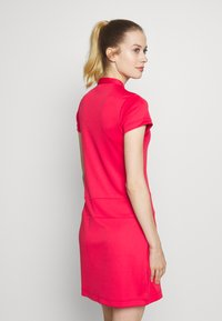 Daily Sports - SELENA CAP DRESS - Jerseykjoler - sangria - 2