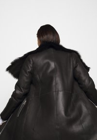 STUDIO ID - CLASSIC COAT - Winter coat - black - 5
