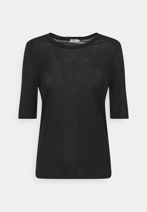 ELENA TEE - Basic T-shirt - black
