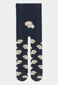 Ewers - CRAWLER LION - Tights - blue - 1