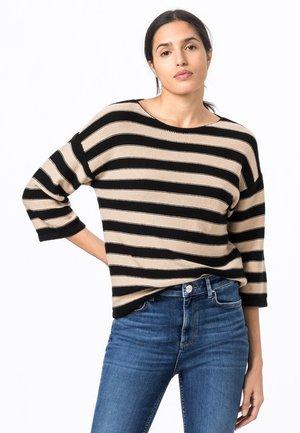 Sweater - milchkaffee