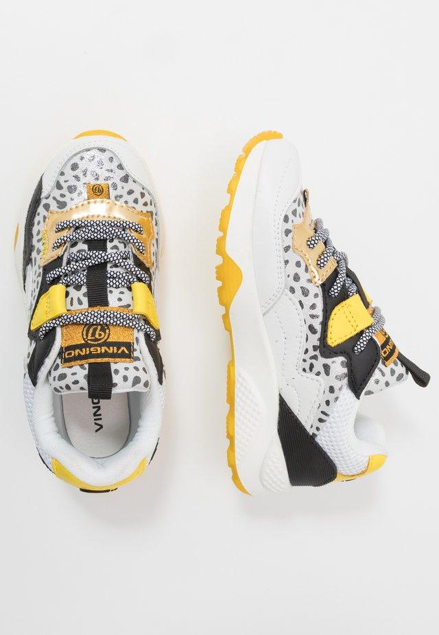 MILA - Sneakers laag - multicolor/white