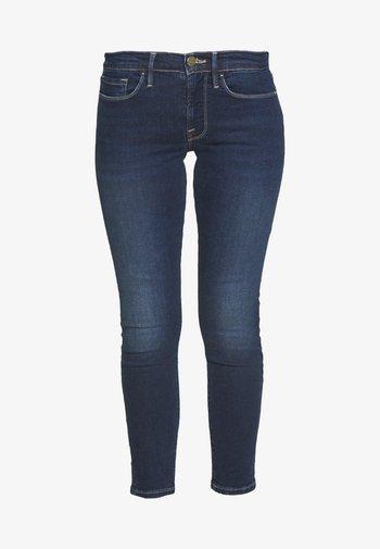 LE SKINNY DE JEANNE CROP - Jeans Skinny - bonn