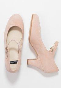 LAB - Classic heels - make-up - 3