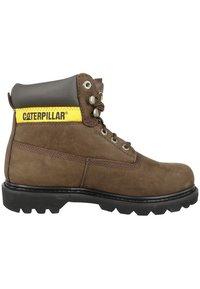 Cat Footwear - COLORADO - Veterlaarzen - chocolate - 5